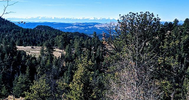 Mt. Pisgah Lookout Retreat