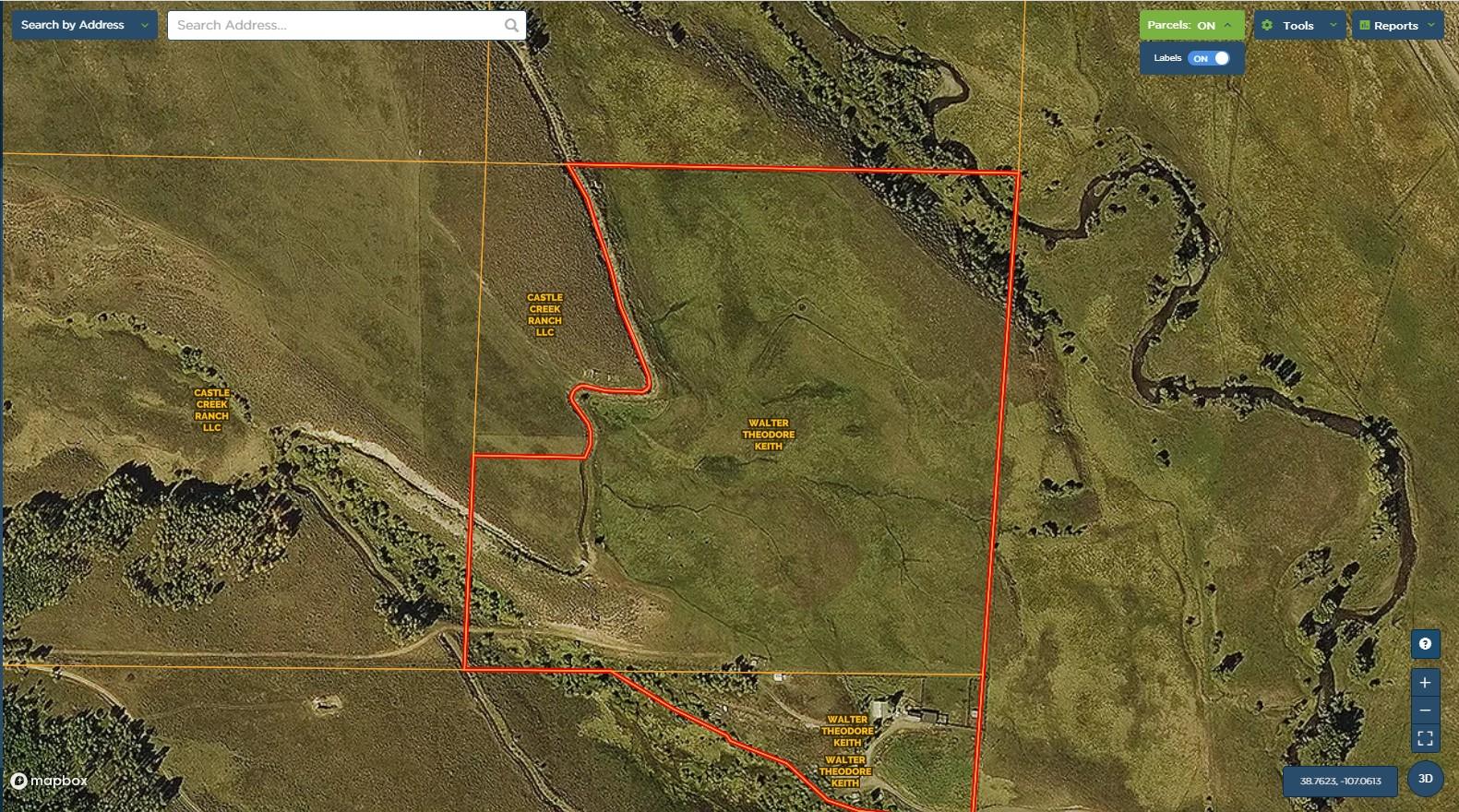 west elks map