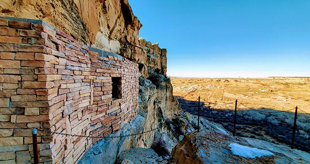 La Plata Cliffs